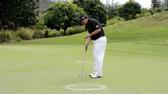 Putting - Johnson Wagner: Make All Your 4-Footers