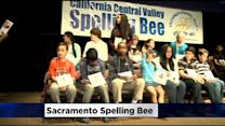 Spelling Bee Underway In Sacramento