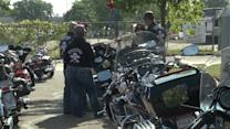 Public Officers Ride in Honor of Fallen Comrade