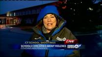 Schools take stand amid rumors of violence