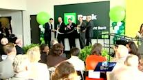 TD Bank cuts ribbon on call center