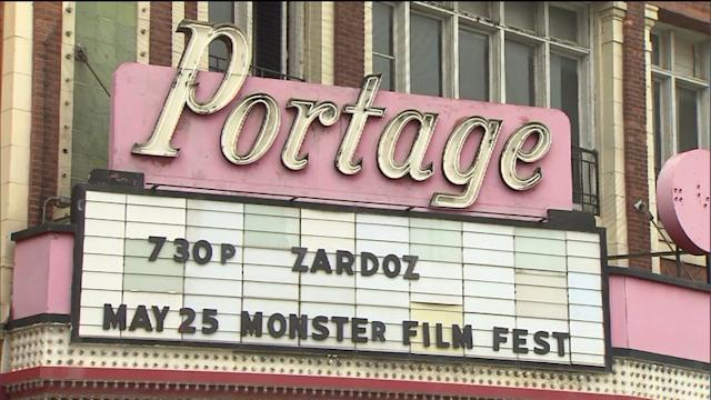 93-year-old theater closed down
