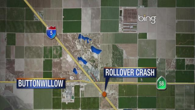 4-year-old killed in rollover