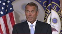 ABC Digital Report: Speaker Boehner Boasts Towering Stack of ObamaCare Legislation