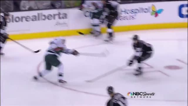 Moulson and Koivu score two quick goals