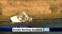 Child Dies In San Joaquin River Boating Accident Near Lathrop