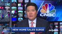 The Week That Was: New home sales surge