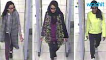 UK Schoolgirls Lured to Syria by Isis 'have Made Contact With Their Families'
