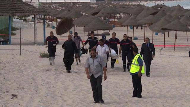 Suicide bomber targets Tunisia hotel