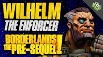 Wilhelm The Enforcer NEW SKILL TREE OVERVIEW! Borderlands: The Pre Sequel! GAMEPLAY IMPRESSIONS & HANDS-ON - Rev3Games