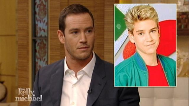 Mark-Paul Gosselaar's 'Saved by the Bell' Hair Secret
