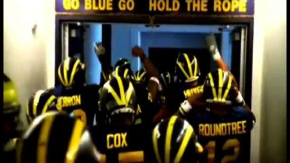 Michigan Wolverines release new football song