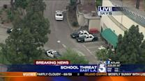Police Swarm East L.A. College After Shooting Threat