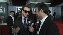 53rd Grammy Awards - Donnie Wahlberg Interview