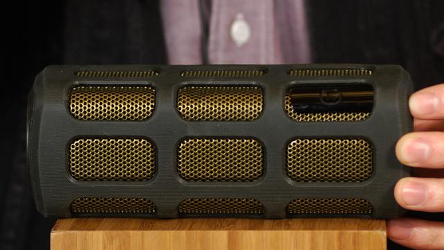 A Bluetooth speaker you'll feel lazy using indoors