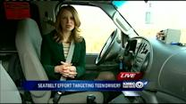 Overland Park police look for unbuckled teens in cars