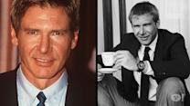 Harrison Ford's Famous Scar