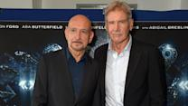Ford and Kingsley Team Up for 'Ender's Game'