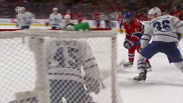 Pacioretty scores shorthanded