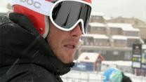 Alpine skier Bode Miller doesn't always love the snow