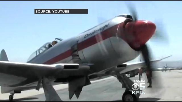 Team Coverage: Crashed Plane Found Under Water Of SF Bay