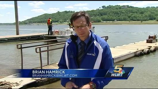 Law enforcement out looking for drunken boaters
