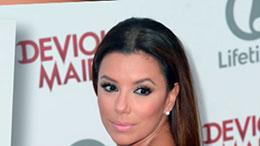 WOWtv - Eva Longoria Shows Off Her Toned Behind in a White-Hot Outfit
