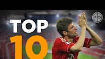 Top 10 Moments that Made... Bayern Munich