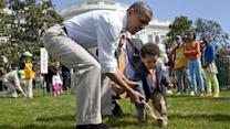 White House greenlights Easter Egg roll