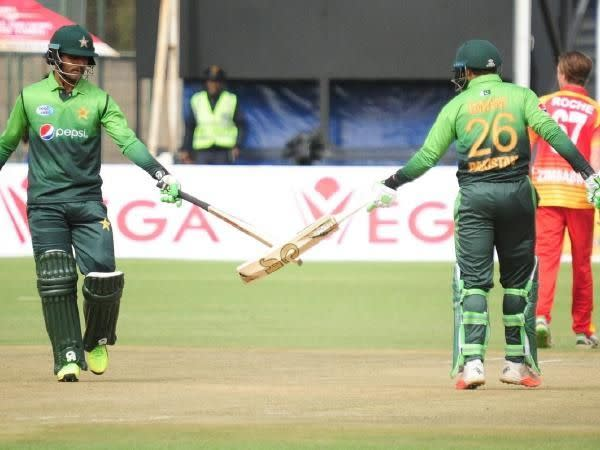 Fakhar Zaman and Imam Ul Haq