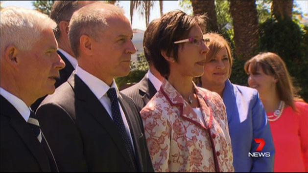Weatherill confident in reshuffle