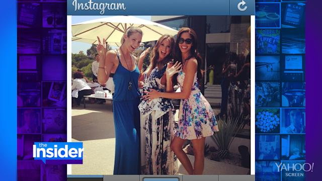 Inside Stacy Keibler's Baby Shower