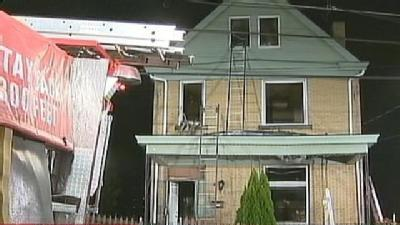 Arson Investigators Looking Into Early-Morning Fire