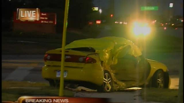 2 young women killed in Canton Township car accident