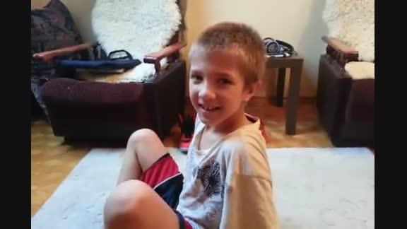 Cute Polish Kid Attempts to Pronounce More English Phrases