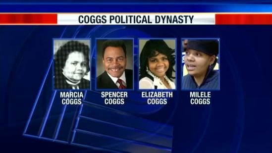 Coggs' name not enough to carry election