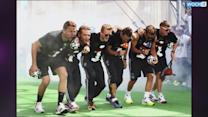 Germany's Soccer Team Unveils The World Cup Trophy With Fabulous Choreographed Dances