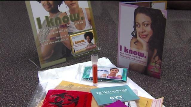 Rising STD Rate Prompts County to Hand Out Free Tests