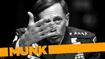 Is David Petraeus getting off easy?