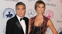 George Clooney honored