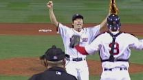 Red Sox Clinch First World Series Win at Fenway Since 1918