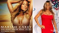 Mariah Carey Addresses Retouched Single Cover Controversy
