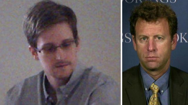 Michael O'Hanlon: Snowden has lost his credibility