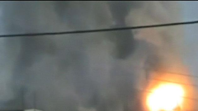 Refugee camps bombed in Syria: reports