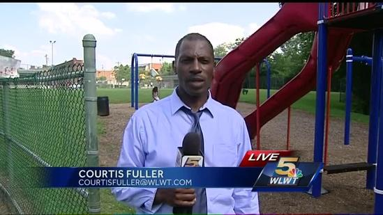 Hot playgrounds could be dangerous for kids