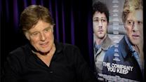 """The Company You Keep"": Robert Redford im Interview"