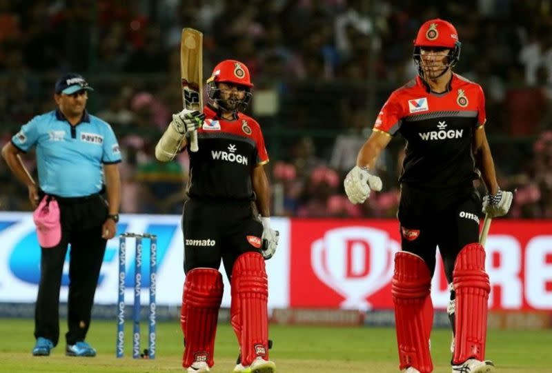 Parthiv and Stoinis can open the batting for RCB
