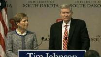 Sen. Tim Johnson Announces Plan to Retire