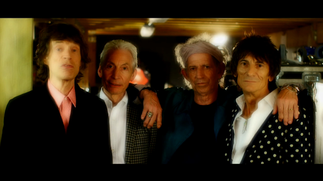 """""""One More Shot: The Rolling Stones Live"""" - All Access Pass"""