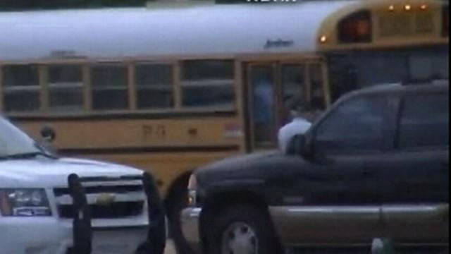 Alabama Child Hostage Situation: School Bus Driver Killed